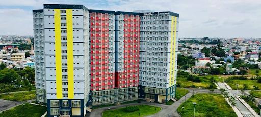 KTX Đại học quốc gia TPHCM