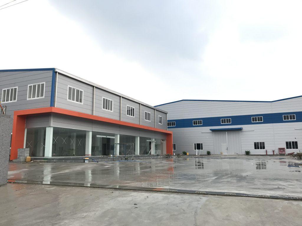 Công ty SSang Yong Vina